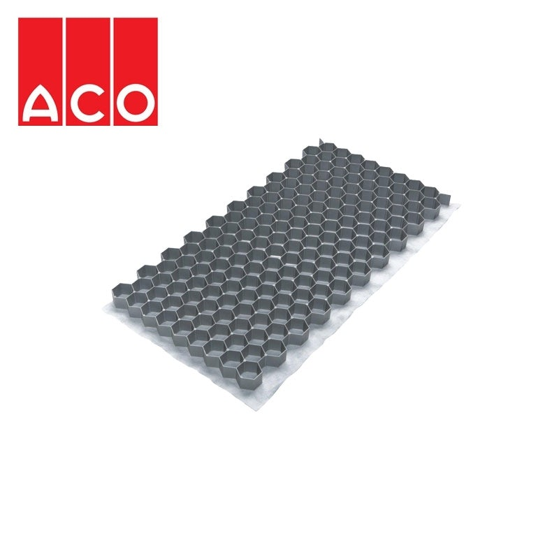 Video of ACO Gravelgrid DIY Ground Reinforcement Grid - 29m2 Pallet