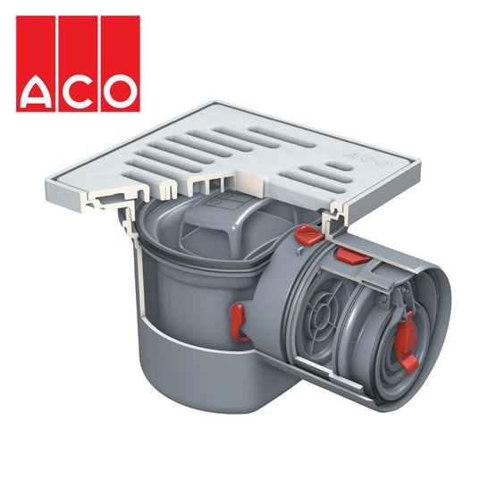ACO Floor Gully Trapped