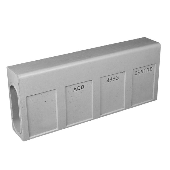 ACO KerbDrain HB480 Half Battered Centre Stone 25mm Upstand - 915mm