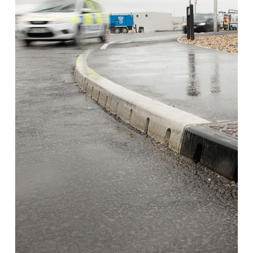 ACO KerbDrain SP280 Splayed Gully Top and Roddable Deep Base Unit