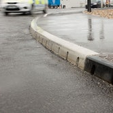 ACO KerbDrain HB305 Half Battered Perforated Centre Stone - 915mm