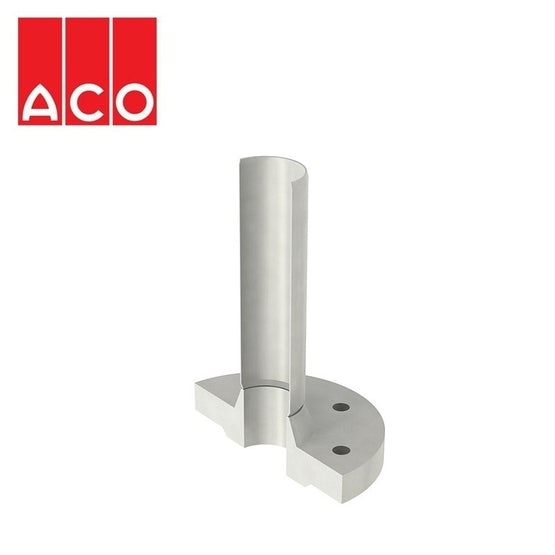 aco-pipe-connector-with-spigot-and-flange
