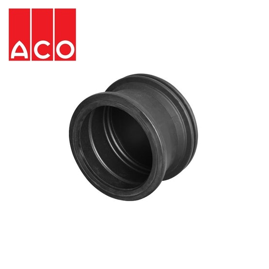 ACO Qmax 150 Slot Channel Multifunctional End Cap