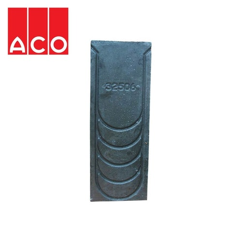 ACO RoadDrain 100 Channel Drain End Cap