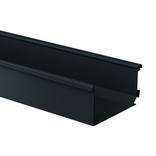 aqualine-aluminium-box-profile-gutter-black