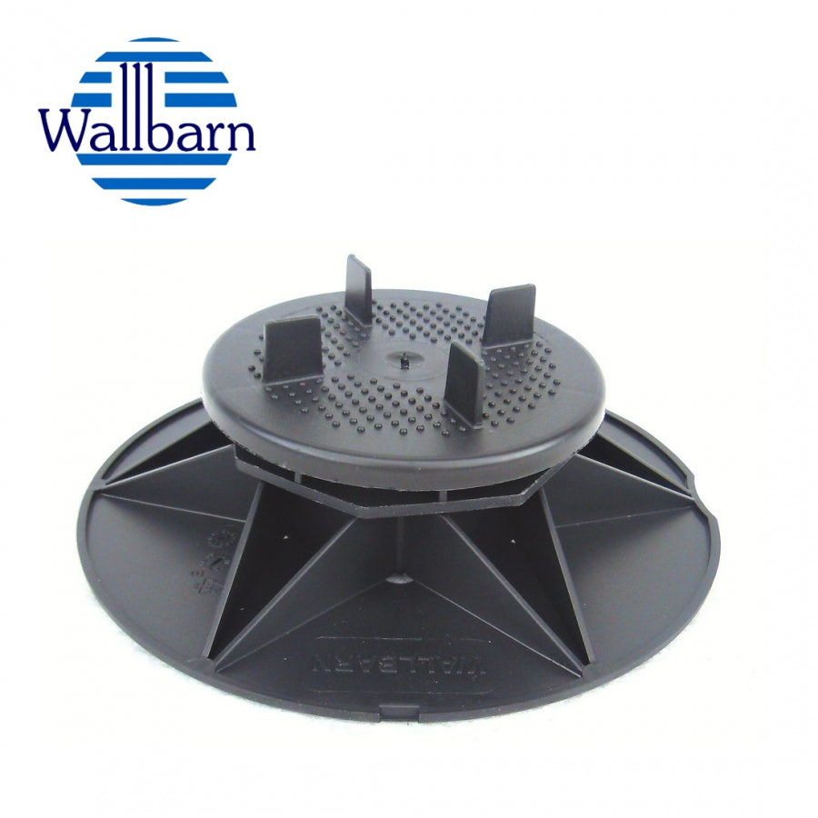 Video of Wallbarn ASP Adjustable Paving Pedestal -  50mm to 70mm