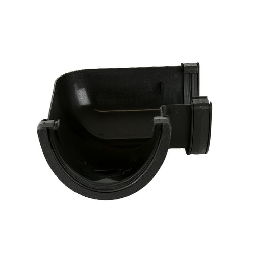 Cascade Cast Iron Style Black 170mm Fabricated Special Angle