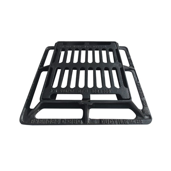Cast Iron Gully Grating Manhole Cover