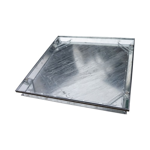Double Sealed Recessed Manhole Cover and Frame 450mm x 450mm
