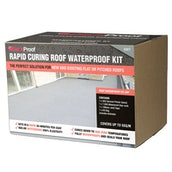 Waterproofing Roofing & Balcony Kit Rapid Curing Grey - 5m2