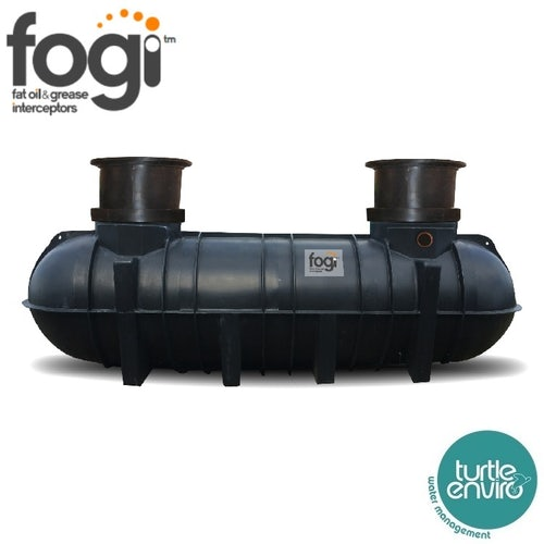 Fogi Fat and Grease Interceptor - 4080L
