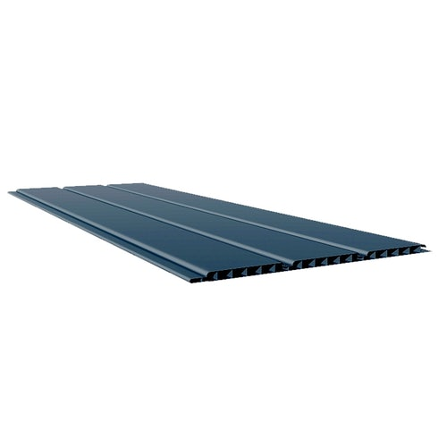 Anthracite Grey Hollow Soffit Board