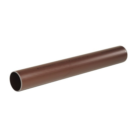 funke-hs-southern-plain-ended-underground-pipe-110mm-3000mm