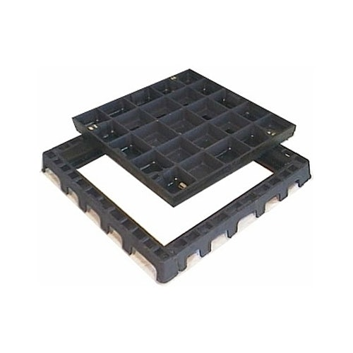 Cast Iron Recessed Manhole Cover and Frame 750mm x 600mm - C250