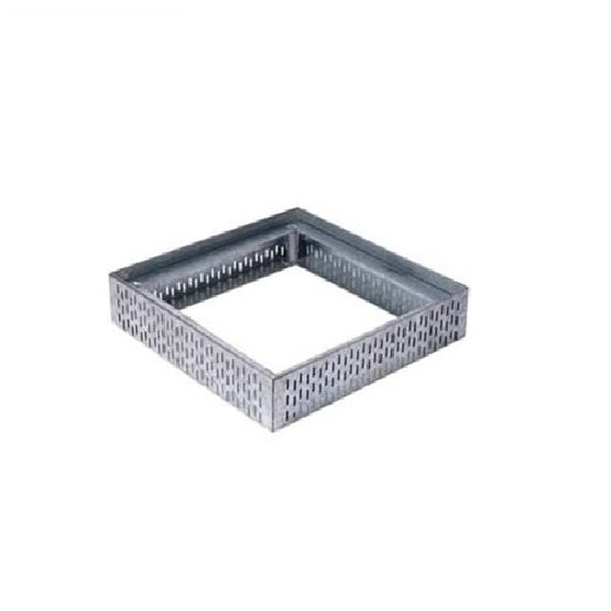 ACO Freedeck Access Frame Fixed Height 50mm Stainless Steel