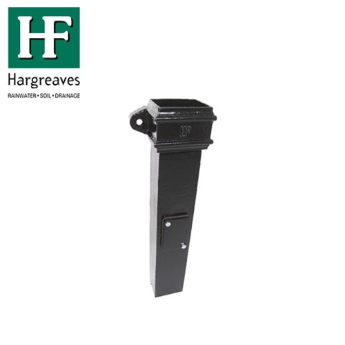 hargreaves-rectangular-cast-iron-access-pipe-eared-px-black