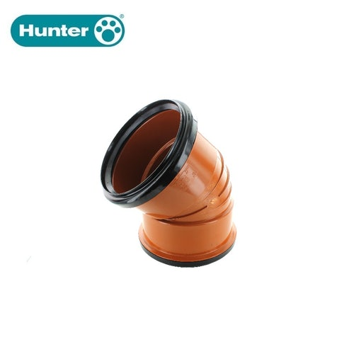 hunter-160mm-45dg-double-socket-bend-ds432