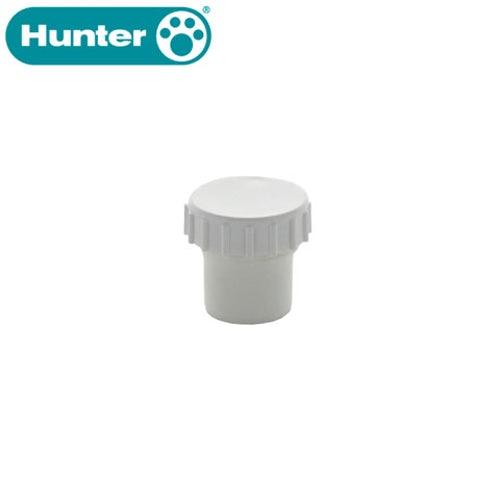 Hunter 50mm Solvent Waste Pipe Access Cap - White