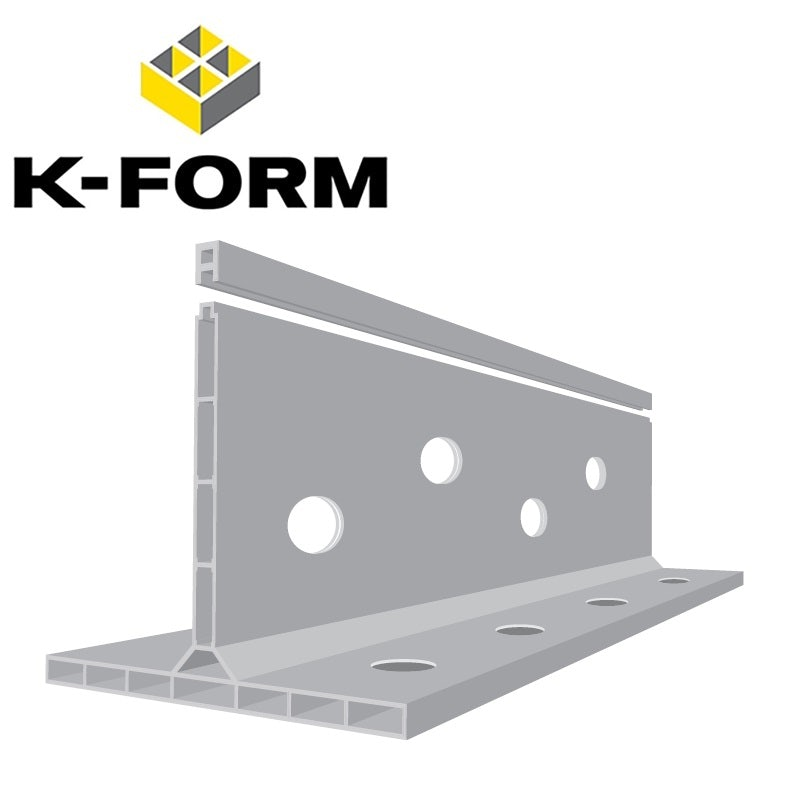 Video of K-FORM K135 Screed Rail