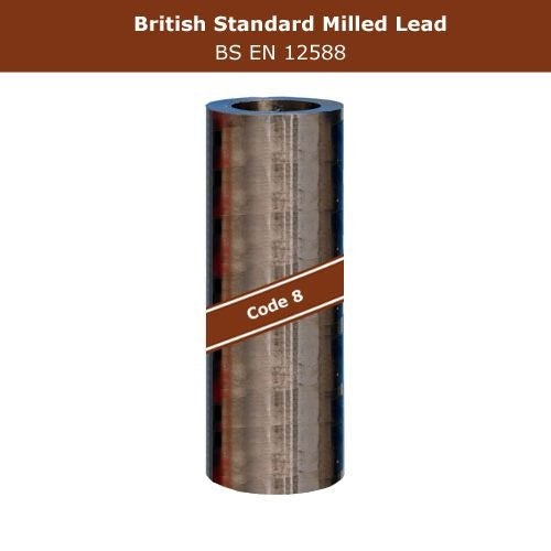 Video of Lead Code 8 - 570mm x 6m Milled Lead Flashing
