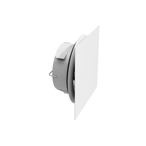 Lindab Airy Valve Front Plate Square - 100mm