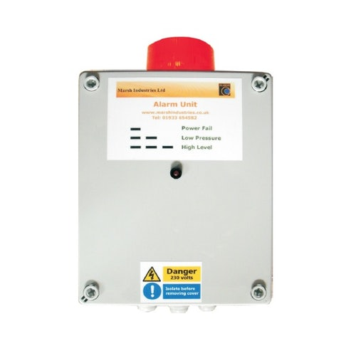 Marsh MA1HLAPS Beacon Alarm with Pressure Switch