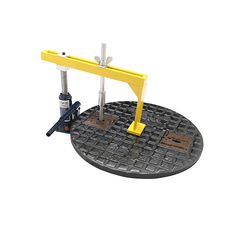 Video of Manhole Cover Seal Breaker