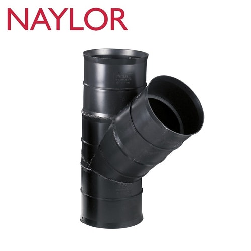 Naylor MetroDrain 45dg Y Junction 300 x 150mm