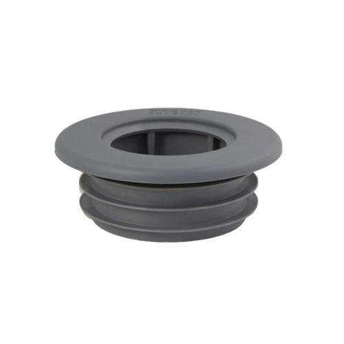 Video of 40mm PipeSnug Grey - Pack of 3