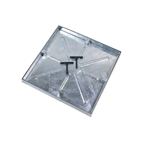 Recessed Manhole Cover and Frame 450L x 450W x 43.5H - Double Sealed