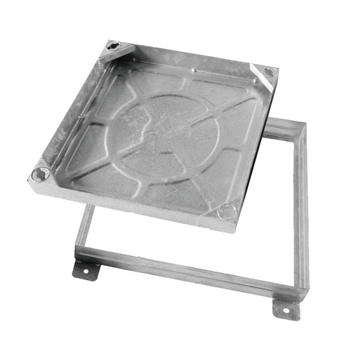 Recessed Manhole cover and Frame