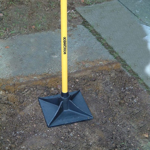 roughneck tamper 8 inch x 8 inch 200mm x 200mm tertiary