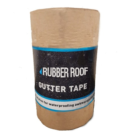Self-Adhesive Instant Gutter Tape - 600mm x 15m