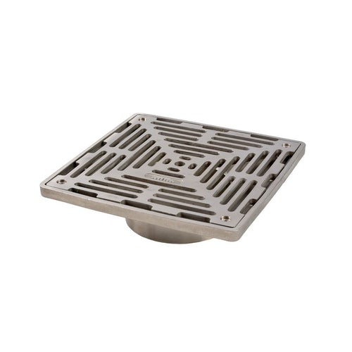Stainless Steel Gully Grating