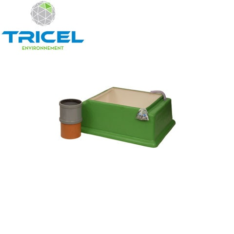 Video of Tricel Novo 6UK and 8UK Sewage Treatement Plant Riser Kit - 250mm