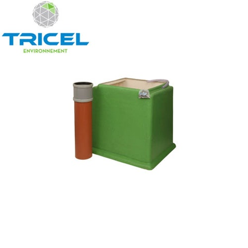 Tricel Novo 6UK and 8UK Sewage Treatement Plant Riser Kit - 500mm