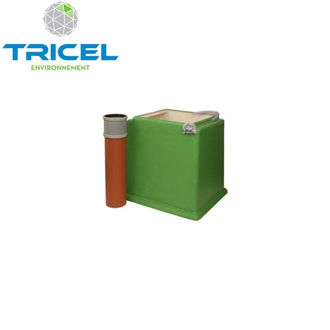 Video of Tricel Novo 10UK Sewage Treatement Plant Riser Kit - 750mm