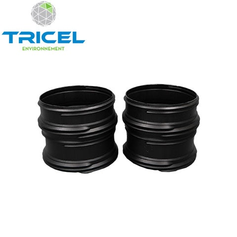 Video of Tricel Vento Riser Pair - 180mm High