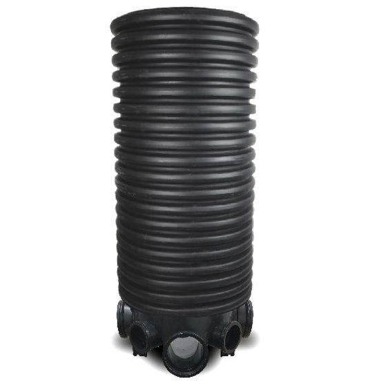 Turtle-Enviro-Accesso-IC160-600mm-Single-Piece-Adoptable-Inspection-Chamber-1500mm-Invert