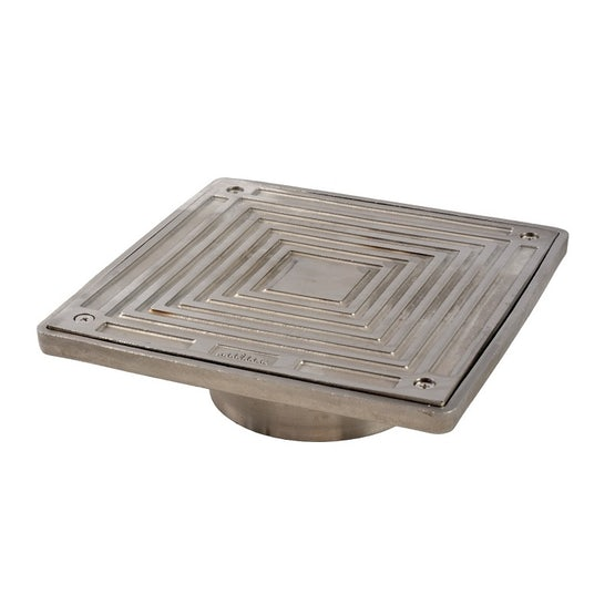 Stainless Steel 200mm x 200mm Square Rodding Eyes Direct Fit - Vortx