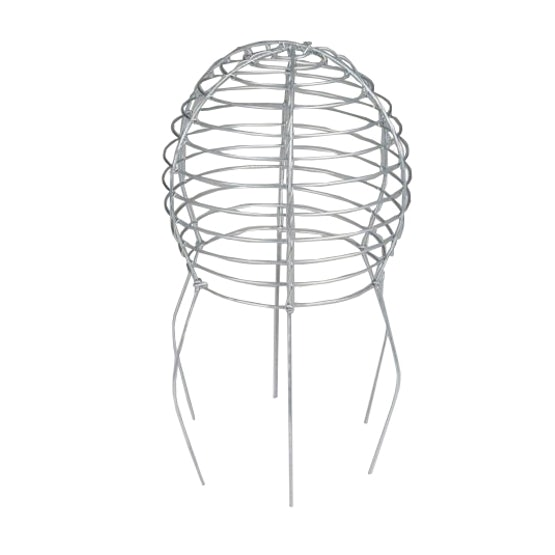 Stainless Steel 100mm Wire Balloon Leaf Guard for Gutters