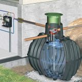 Rainwater Harvester Tank 2700L Graf Carat-S House-Professional