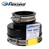 Flexseal 68mm to 38mm Rubber Drainage Adaptor Coupler 316 Grade Clasps
