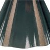 DD30 Diamond 60 GRP Valley Trough for Profiled Tiles - 410mm x 3000mm