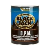 Everbuild 908 Black Jack Damp Proof Liquid Membrane - 25 Litres