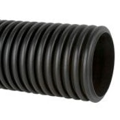 Half Perforated Twinwall Surface Water Drain Pipe 6m - 150mm
