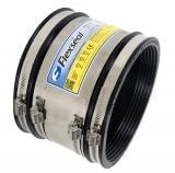 Flexseal 250mm to 275mm Rubber Flexible Drainage Adaptor Coupling