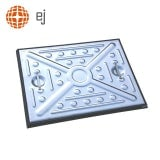 Access Manhole Cover and Frame 600mm x 450mm - Pedestrian 2.5 Tonne