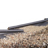 GROUNDTEX Woven Geotextile Weed Barrier & Ground Stabiliser - 4.5m x 100m