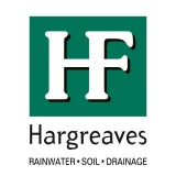 Hargreaves Sandcast Half-Round Stopend 150mm
